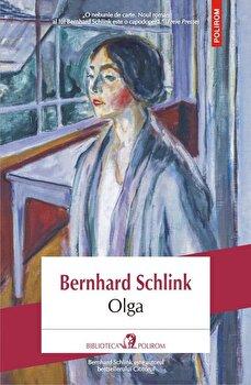 Imagine  Olga - bernhard Schlink