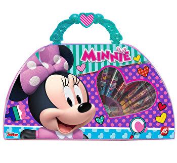Set desen Art Case - Minnie Mouse