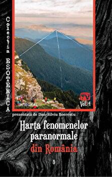 Harta fenomenelor paranormale din Romania-Dan Silviu Boerescu imagine