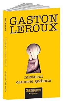 Misterul camerei galbene/Gaston Leroux imagine elefant 2021
