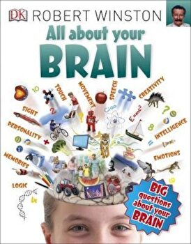 All About Your Brain, Paperback/Robert Winston poza cate