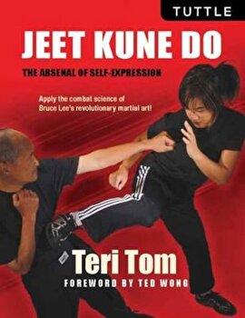 Jeet Kune Do, Paperback/Teri Tom poza cate