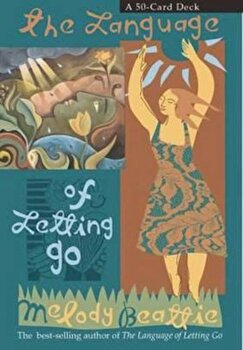 Language Of Letting Go Cards, Paperback/*** poza cate