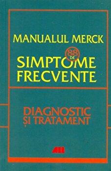 Manualul Merck - 88 de simptome frecvente. Diagnostic si tratament/***