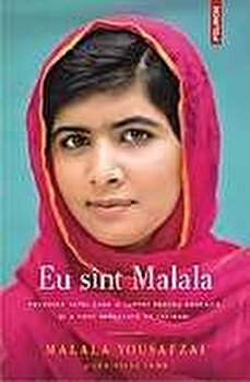 Eu sint Malala/Malala Yousafzai, Christina Lamb imagine elefant 2021