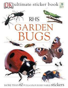 RHS Garden Bugs Ultimate Sticker Book/Ben Hoare poza cate
