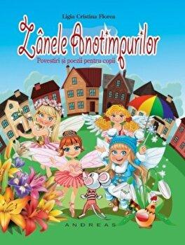 Zanele anotimpurilor - povestiri si poezii pentru copii (color)/*** poza cate