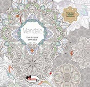Mandale - Carte de colorat pentru adulti/*** imagine elefant.ro