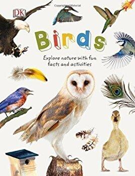Nature Explorers: Birds/DK poza cate