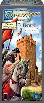 Carcassonne II - extensia 4, Turnul