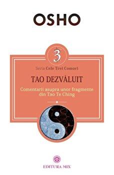 Coperta Carte Tao dezvaluit