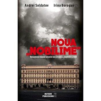 Noua nobilime/Andrei Soldatov,Irina Borogan imagine elefant.ro