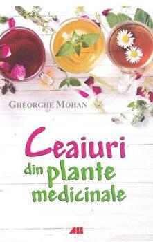 Coperta Carte Ceaiuri din plante medicinale
