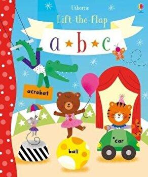 Lift-the-Flap abc, Hardcover/Hannah Watson imagine