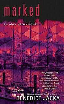 Marked, Paperback/Benedict Jacka poza cate