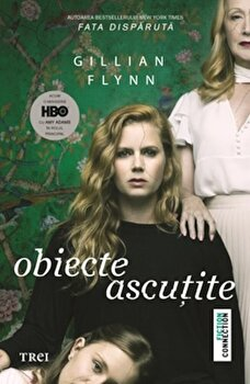 Obiecte ascutite/Gillian Flynn imagine elefant 2021