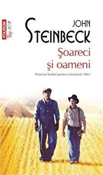 Soareci si oameni (Top 10+)-John Steinbeck imagine