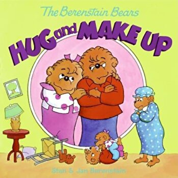 The Berenstain Bears Hug and Make Up, Paperback/Jan Berenstain poza cate