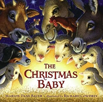 The Christmas Baby, Hardcover/Marion Dane Bauer poza cate