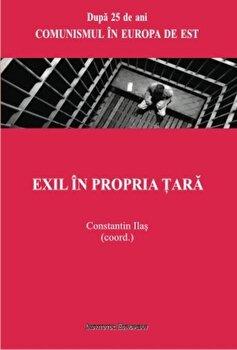 Exil in propria tara/Constantin Ilas imagine elefant.ro 2021-2022