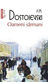 Oameni sarmani (Top 10+)-F.M. Dostoievski imagine