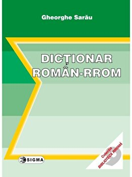 Dictionar roman-rrom/***