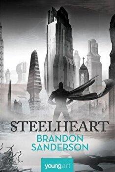 Steelheart/Brandon Sanderson
