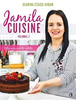 Jamila Cuisine. Vol. II/Geanina Staicu-Avram imagine elefant 2021