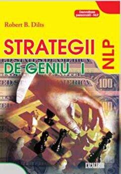 Coperta Carte Strategii de geniu, Vol. 1