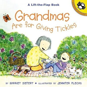 Grandmas Are for Giving Tickles, Paperback/Harriet Ziefert poza cate