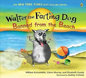 Banned from the Beach, Paperback/William Kotzwinkle poza cate