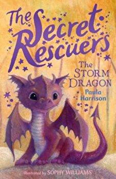 The Storm Dragon, Paperback/Paula Harrison poza cate