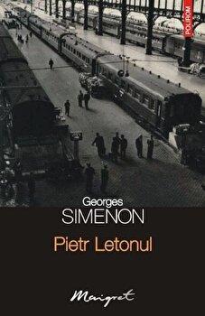 Pietr Letonul/Georges Simenon imagine