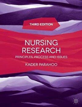 Nursing Research, Paperback/Kader Parahoo image0
