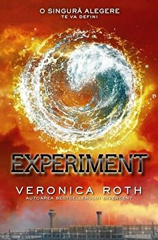 Divergent. Experiment, Vol. 3/Veronica Roth