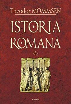 Istoria romana, Vol. 2/Theodor Mommsen imagine