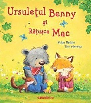 Ursuletul Benny si Ratusca Mac/Kajda Reiner, Tim Warnes poza cate