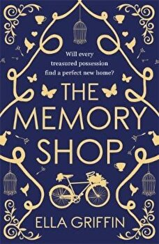 Memory Shop, Paperback/Ella Griffin poza cate