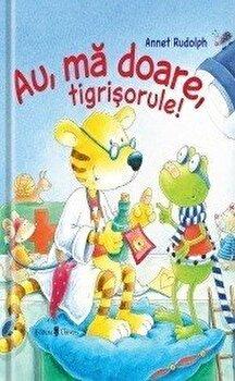 Au, ma doare, Tigrisorule!/Annet Rudolph