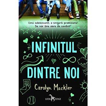 Infinitul dintre noi/Carolyn Mackler