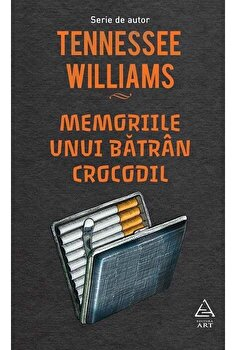 Memoriile unui batran crocodil/Tennessee Williams imagine
