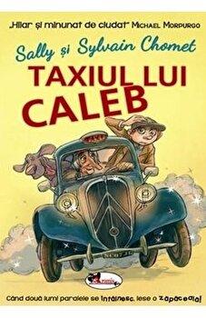 Taxiul lui Caleb/Sally Chomet, Sylvain Chomet
