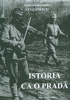 Istoria ca o prada/Rodica Vulcanescu