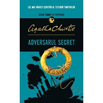 Adversarul secret/Agatha Christie poza cate