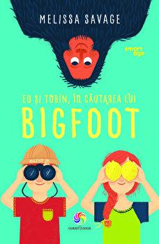 Eu si Tobin in cautarea lui Bigfoot/Melissa Savage