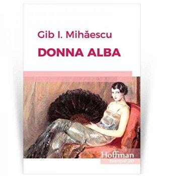 Coperta Carte Donna Alba