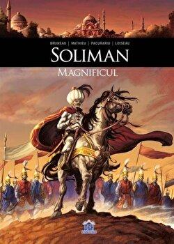 Soliman Magnificul/Clothilde Bruneau, Esteban Matheu
