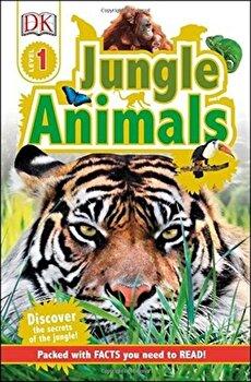 DK Reader: Jungle Animals/*** poza cate
