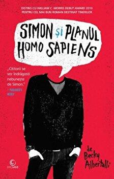 Simon si planul Homo Sapiens/Becky Albertalli imagine
