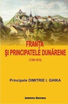 Franta si Principatele Dunarene (1789-1815)/Principele Dimitrie I Ghika poza cate